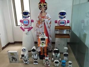 智能机器人3